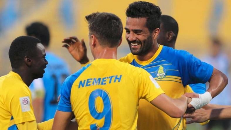 Németh Krisztián ott folytatta, ahol Amerikában abbahagyta, Katarban is ontja a gólokat