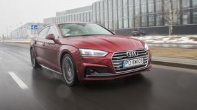 Audi A5 Sportback 2.0 TDI quattro: Piękno i wyższa funkcjonalność