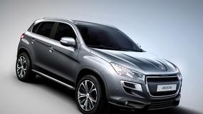 Nowy Peugeot 4008
