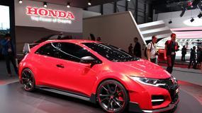 Genewa 2014: Honda Civic Type R Concept - wyścigówka na publiczne drogi