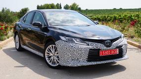 Toyota Camry - czy to będzie rywal Mondeo i Passata?