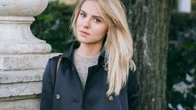 Kasia Tusk: podobają mi się lekkie, zimowe stroje Francuzek i Włoszek