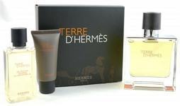 Hermes EDT spray 100ml + SHOWER GEL 40ml + ASB 15ml