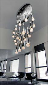 Azzardo Lampa wisząca LED BRINA 1 kol. CHROM (LP9003-1CH)