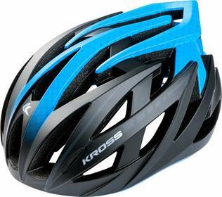 Kross Kask rowerowy STIFF niebieski