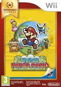 Nintendo Super Paper Mario Selects Wii