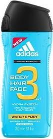 Adidas 3in1 Water Sport 250ml