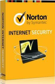 Symantec Norton Internet Security 2014 (2 stan. / 1 rok) - Nowa licencja