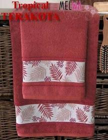 Darymex 2cz komplet Ręczniki bambusowe bawełniane NA PREZENT! (bamboo06)