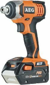 AEG Kompaktowy klucz udarowy 18V BSS 18C-LI-302C 4935428400