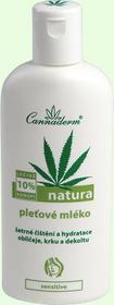 Cannaderm Natura -mleczko do twarzy 200ml
