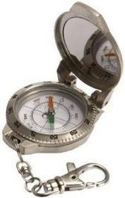 Meteor Kompas metalowy z lusterkiem i brelokiem 71013