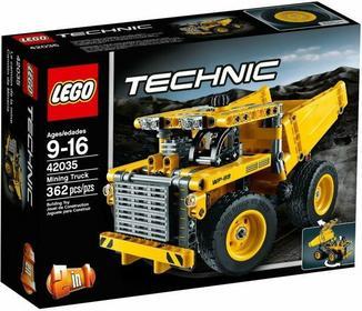 LEGO TECHNIC CIĘŻARÓWKA GÓRNICZA 42035