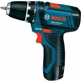 Bosch GSR 10,8 V-Li-2