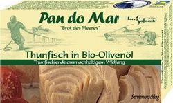 Pan Do Mar Tuńczyk w BIO oliwie z oliwek 120g