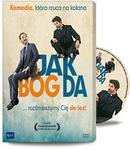 Dom Wydawniczy Rafael Jak Bóg da (książeczka + DVD)