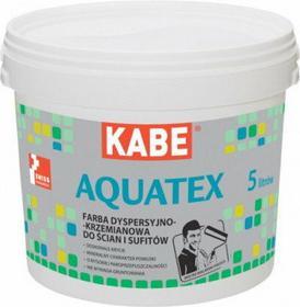 Kabe AQUATEX Farba krzemianowa oddychająca 10L - AQUATEX Farba krzemianowa oddyc