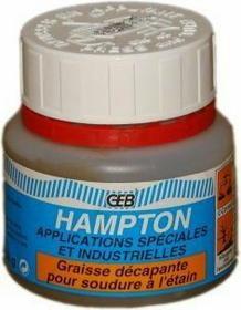 GEB HAMPTON Pasta czyszcząca do stosowania z lutem cynowym 85Lg