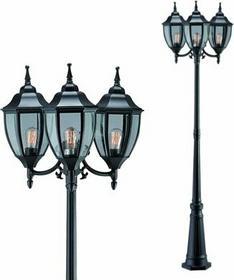 Markslojd Zewnętrzna LAMPA ogrodowa OPRAWA stojąca Latarnia JONNA 100315 IP23 ou