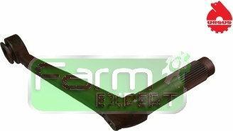 Ramię mechanizmu kierowniczego prawe C-330 ORYGINAŁ URSUS 50016043U