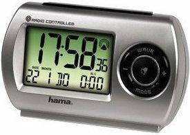 Hama Budzik Podróżny Rc300 Sterowany Radiowo
