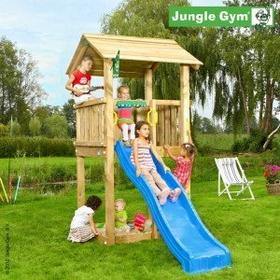 Jungle Gym Zestaw Jungle Casa 401.105A