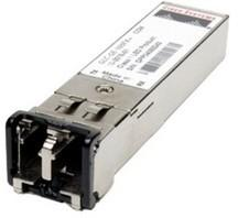Cisco 1000BASE-SX SFP transceiver module, MMF, 850nm, DOM GLC-SX-MMD