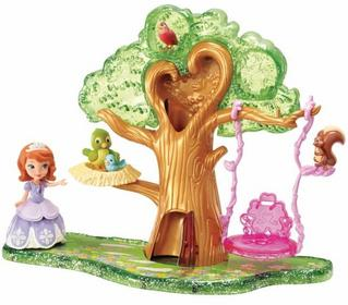 Mattel Księżniczka Zosia i zwierzątka BBT04