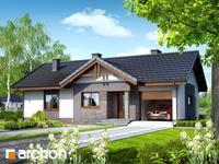 Archon+ Dom w nerinach ver 2 (powierzchnia 106.99 m2)