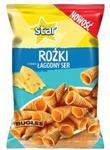 Star Chips Star ROŻKI ŁAGODNY SER 105G