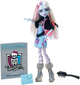 Mattel Monster High - Upiorni uczniowie Abbey Bominable Y8502