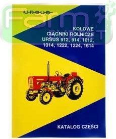 Katalog do Ursus C-385 KATALOG C385