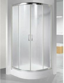 Sanplast Tx 5 80 KP4/TX5-80 80x80 profil chrom błyszczący szkło W15