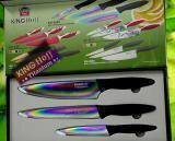 Kinghoff Zestaw noży Tytanowych KH-3640