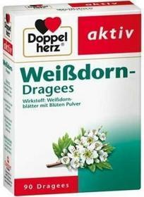 Queisser Pharma Doppelherz kwiat głogu 90 szt.