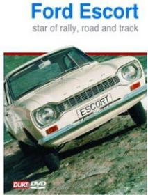 Płyta DVD Ford Escort - Star of Rally Road and Track