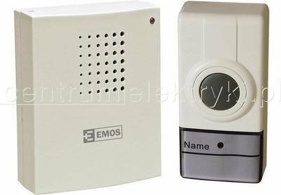 Emos Dzwonek bezprzewodowy RL3921 P5704