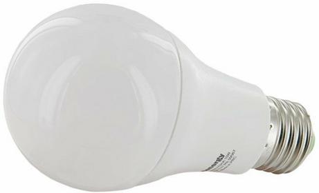 Whitenergy Żarówka LED E27 A60 27xSMD5630 10W ciepła biała 09567