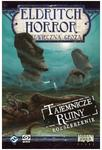 Galakta Eldritch Horror: Przedwieczna Groza - Tajemnicze Ruiny