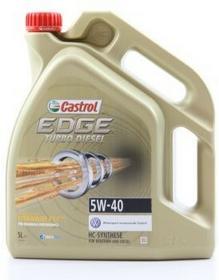 Castrol EDGE 5W40 Turbo Diesel HC-synthese 5L