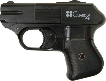 Pistolet hukowo-gazowy Guard-4 (4.2012)