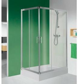 Sanplast TX KN/TX5b-80x100 80x100 profil białe EW szkło W0