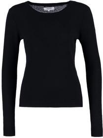 Zalando KASCHMIRPULLOVER Sweter czarny