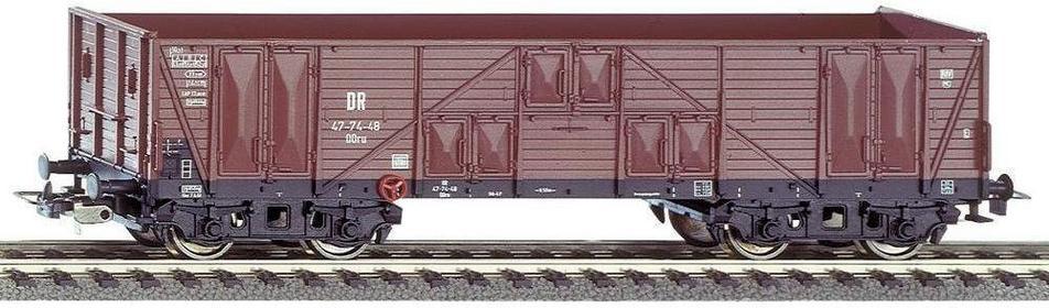 Piko H0 Wagon węglarka 00ru47 DR PRN H0 PI BS