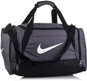 Nike Torba sportowa Brasilia 6 Small 44 BA4831074/CZAR-SZARA