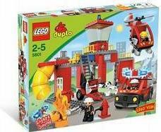 LEGO Duplo Remiza 5601