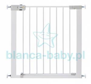Safety First Bramka metalowa rozporowa zabezpieczająca na drzwi 1st Quick