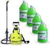 Rectorseal (Coil Disinfectant), Marolex (spryskiwacz) Płyn do czyszczenia klimatyzacji (4x3,8l), spryskiwacz 5l