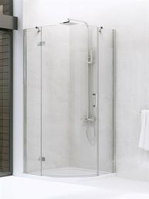 New Trendy Merana 100x100 lewa szkło czyste K-0328