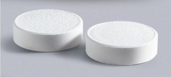 Siemens Tabletki odkamieniające do ekspresów TZ 80002